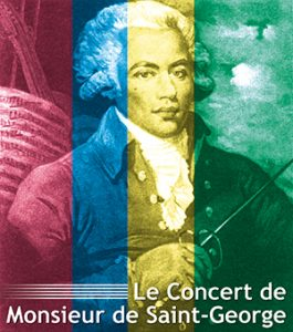 Logo Le Concert de Monsieur de Saint-George