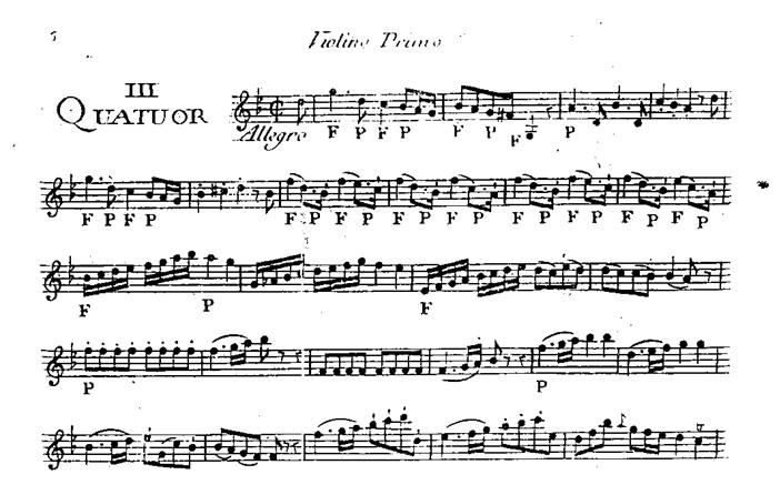 Quatuor en sol mineur (G minor) G.004