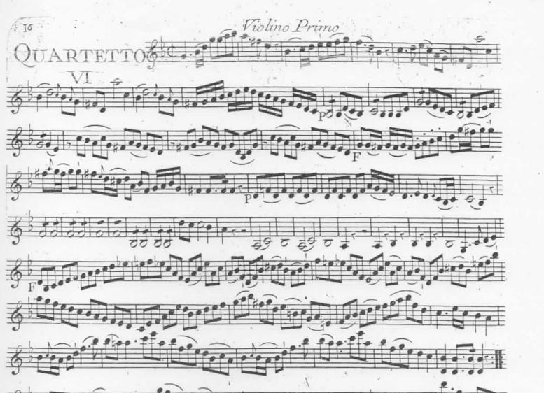 Quatuor en Sol mineur (G minor) G.196