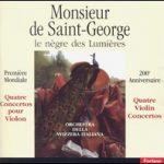 Saint-George Orchestre della Svizzera Italiana Forlane